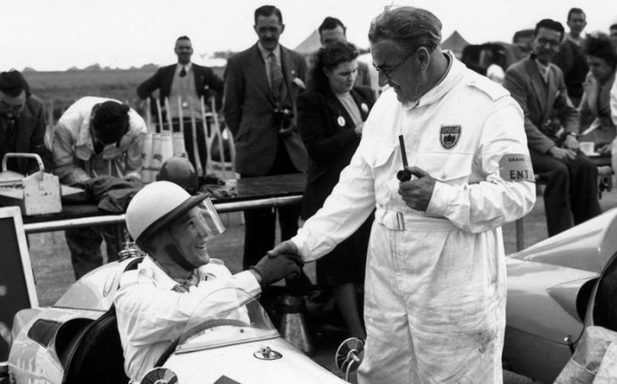 15 legendary father and child race car drivers