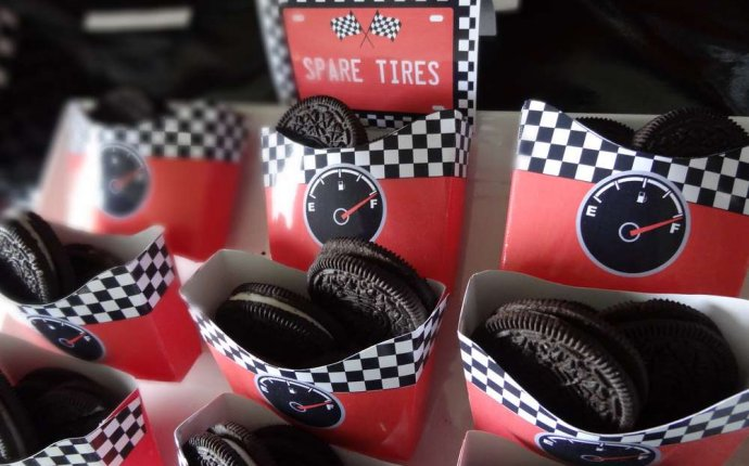 25+ Best Ideas about Cars Party Foods on Pinterest   Car birthday