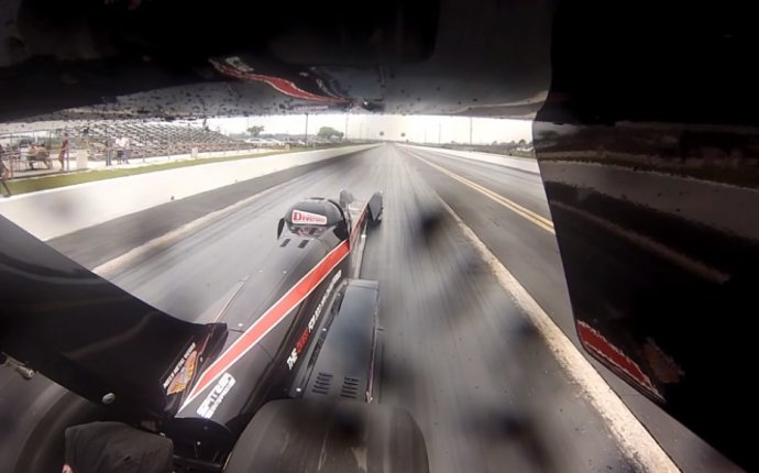 2,-Horsepower Electric Dragster Sets New Drag Record: Video