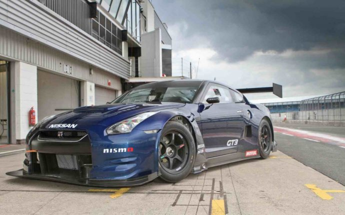 2012 Nissan GT-R Nismo GT3 race car - Gimme that. | Cars