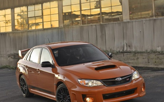 2013 Subaru WRX Special Edition and Limited Numbers