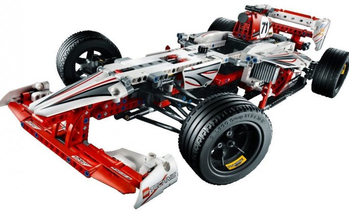 Amazon.com: LEGO Exclusive Technic Grand Prix Racer 42: Toys
