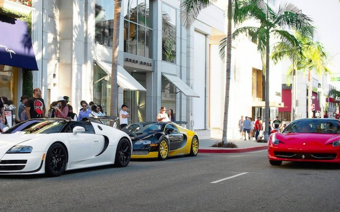 Beverly hills sports cars | Sports