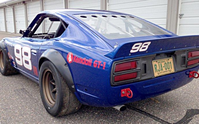 Datsun 240z race   Search Results   Bring a Trailer