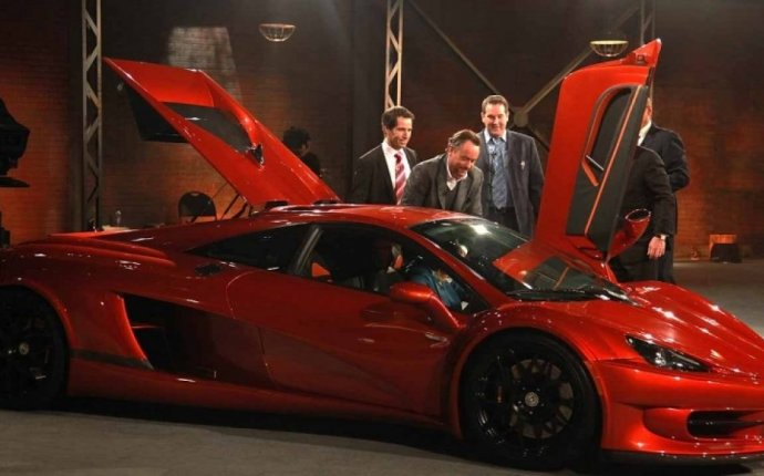 Dragons Den Sports Car   Sport Car World