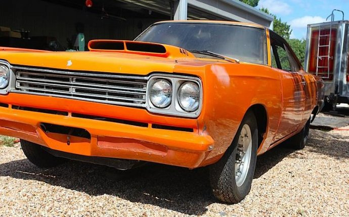 EBay Find: Jesse James 1969 Plymouth Road Runner Drag Car - Dragzine