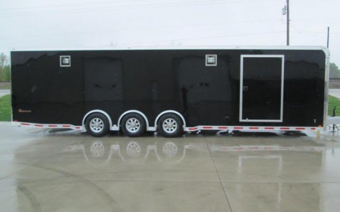 Enclosed Car Trailers | Trailer World of Bowling Green, Ky | New