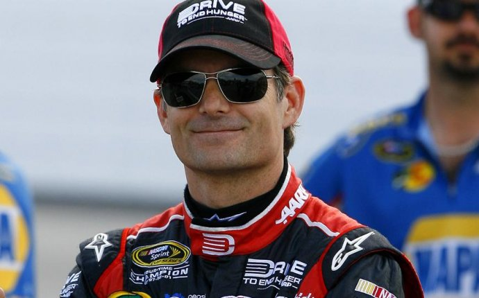 Formula 1 Jeff Gordon | LAT PHOTOGRAPHIC - NASCAR driver Jeff