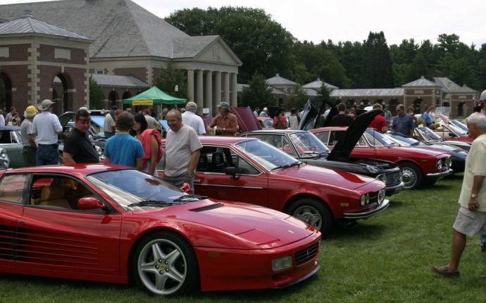Hemmings Sports & Exotic Car Show - Hemmings Motor News