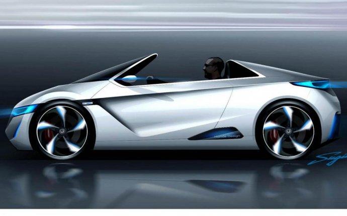 Honda s electric sports car concept | Evo