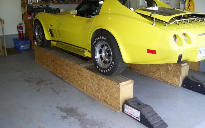 How to make your own low profile car ramps - CrossfireForum - The
