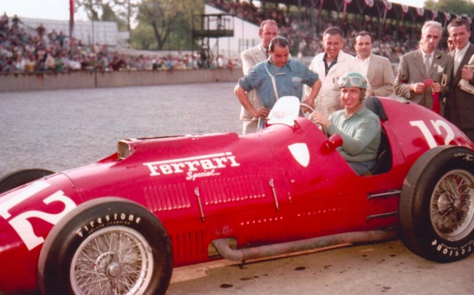 In pics: The 1950s greatest racing car drivers   Cool Old Skool