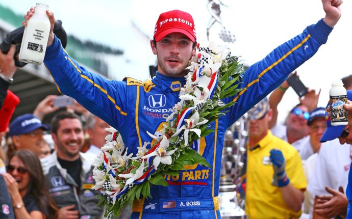 Indy 500: Rookie Alexander Rossi wins 100th running | USA TODAY Sports