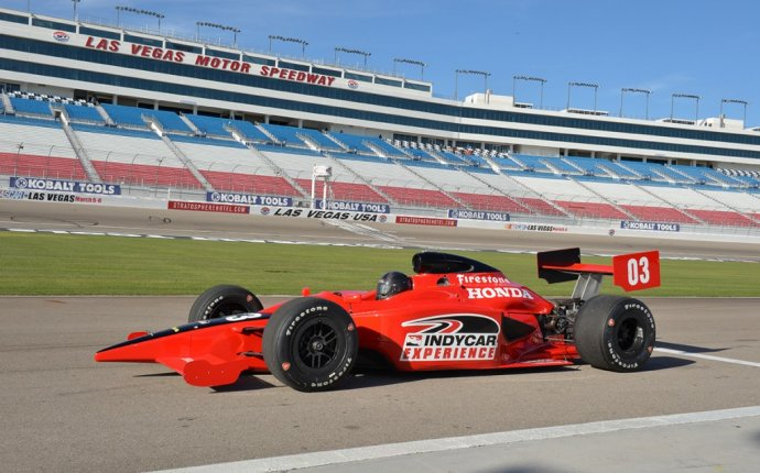 IndyCar Driving Experience | Las Vegas Driving Experiences
