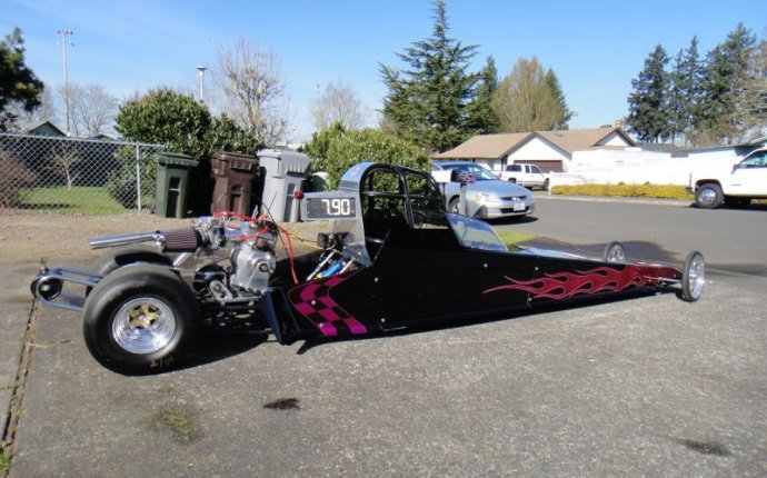 JR. DRAGSTER - Canby - Oregon - Drag Race Cars - Show Racing Cars
