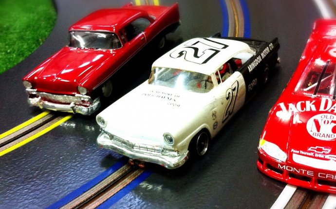 Ken O Racing Slot Cars