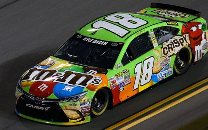Kyle Busch   Official Website of NASCAR Driver Kyle Busch