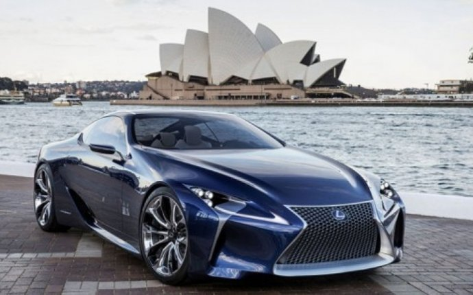 Lexus Sports Car Background - HD Car Pictures - HD Car Pictures