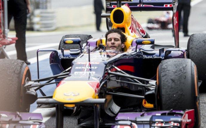 Mark Webber F1 driver biography | F1 Fanatic