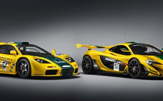 McLaren Ultimate Series - P1™ GTR