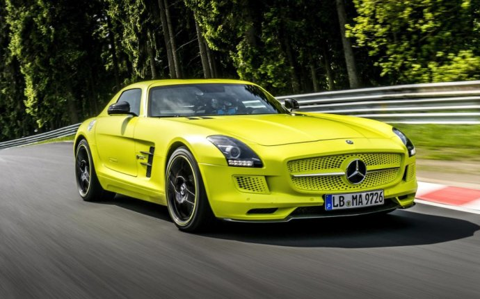 Mercedes electric sports car top gear episode | design wallpapers