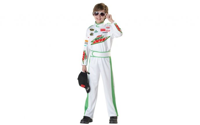 NASCAR Dale Earnhardt Jr Child Costume | BuyCostumes.com