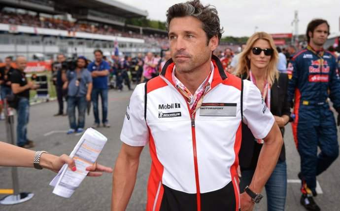 Patrick Dempsey, Actor and Race-Car Driver - The New York Times