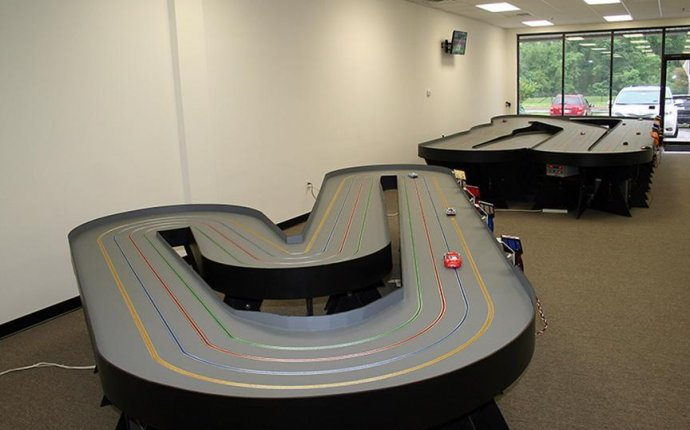 Phase II Slot Car Racing Now Open in Maryland