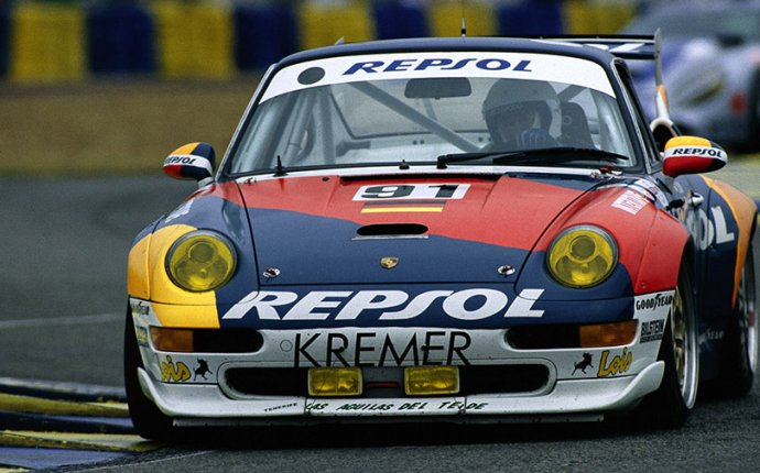 Porsche Turbo USA, The Racing Cars, A Picture History - Read