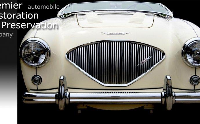 Premier Auto Restoration. Healey Werks. Restoration services for