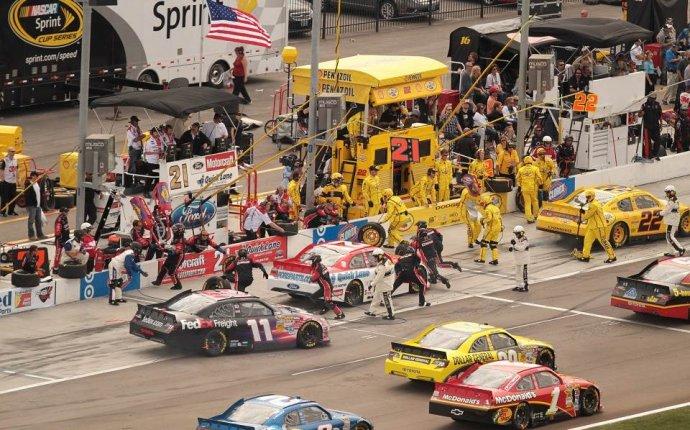 Race Car Drivers Athletes?