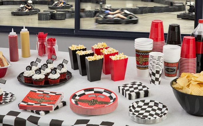 Race Car Party Supplies & Decorations - Indy 500 Party - Party City