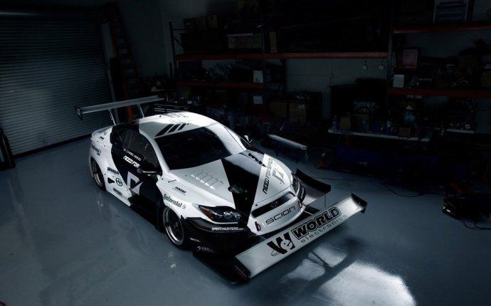 Race Car Wrap Design - UNI Creative Design