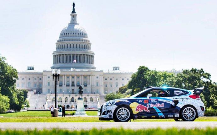 Red Bull Global Rallycross announces 2016 schedule | Autoweek