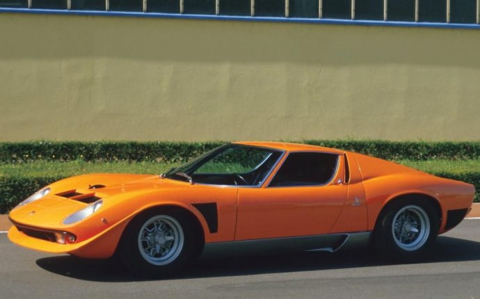 The 1970 Lamborghini Miura Jota | OTTORITY classic cars