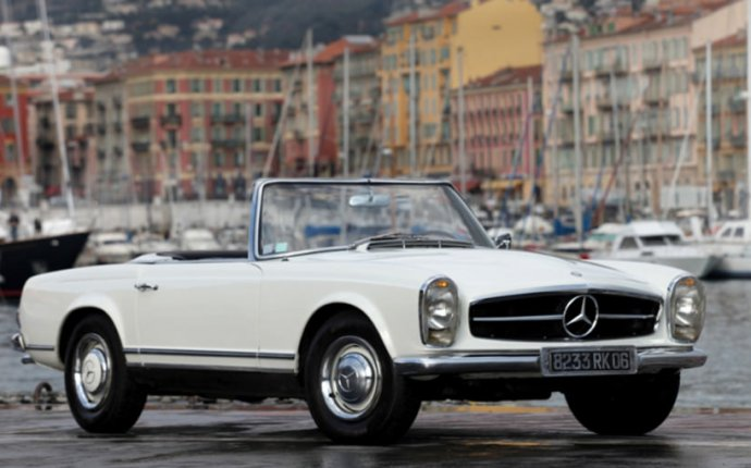 The most beautiful German classic cars | The Gentlemans Journal