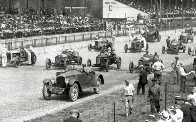 Top 100 names of Indianapolis 500 history
