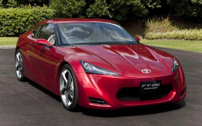 Toyota FT-86 Concept | Cars | Pinterest | Toyota