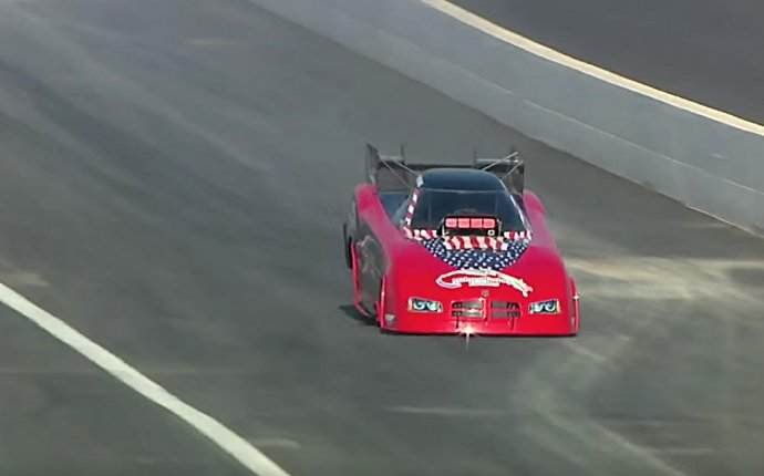 Video: This drag racer just experienced the scariest moment ever!