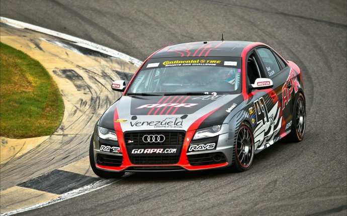 Videos: Supercharged V6 on song in the Audi S4 ~ Audi Motorsport
