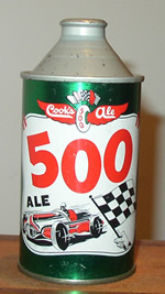 500 Ale Beer Can