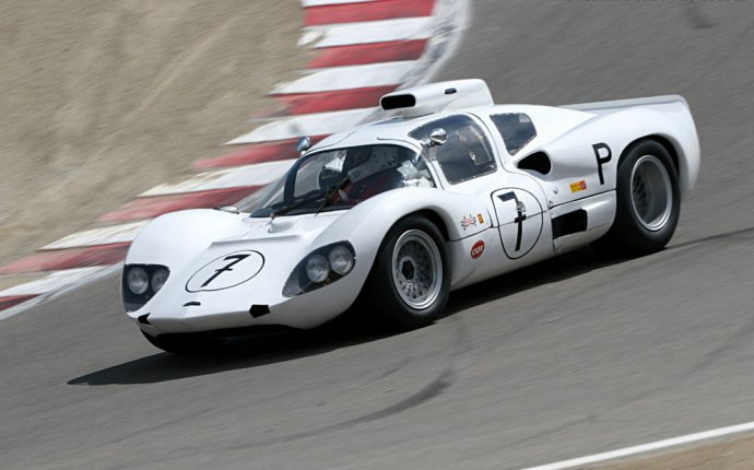 Chaparral 2d Race Car 67