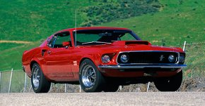 1969 Ford Mustang Boss 429 | Ford