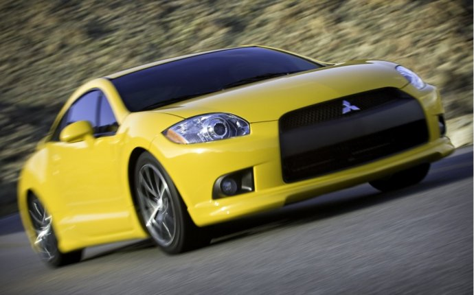 Mitsubishi Eclipse Sports Car