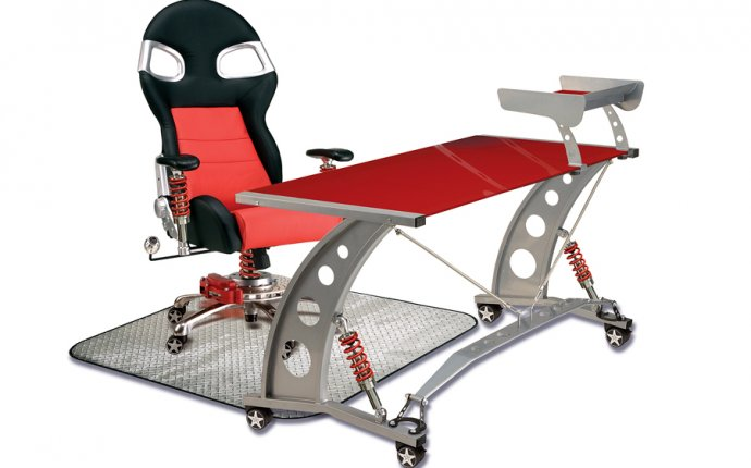 Race Car Office Furniture