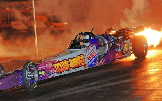 Jet Cars Drag Racing