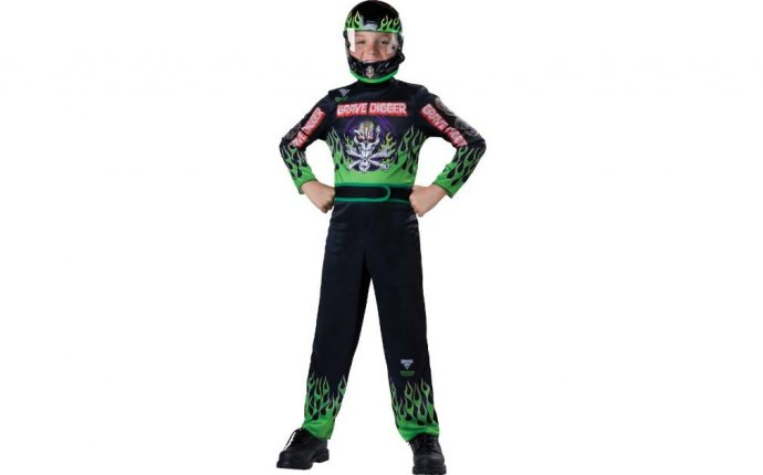 Race Car Driver Costume for Kids