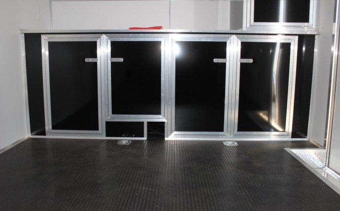 Race Car Trailers Cabinets