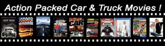 car and truck movies films dvd