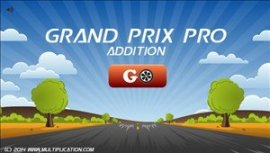 Grand Prix Pro Start Screen